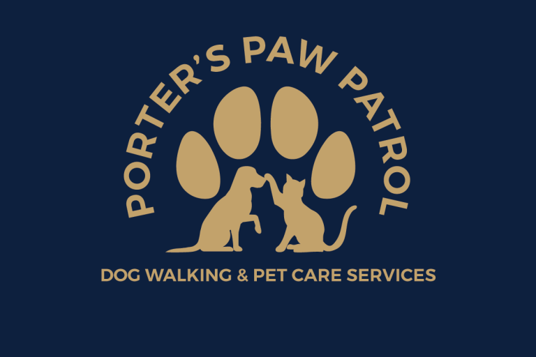 Welcome To Porter's Paw Patrol