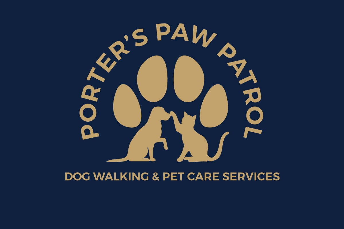 Porter's Paw Patrol Welcome Blog